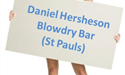 Hersheson Blowdry Bar, One New Change